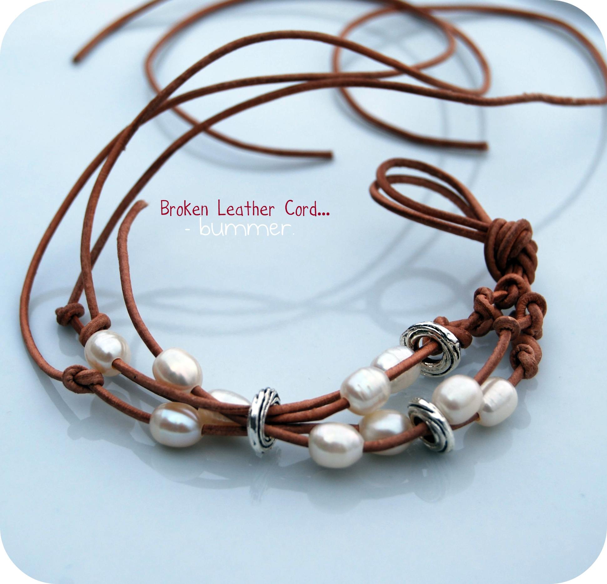 make leather bracelets make bracelets