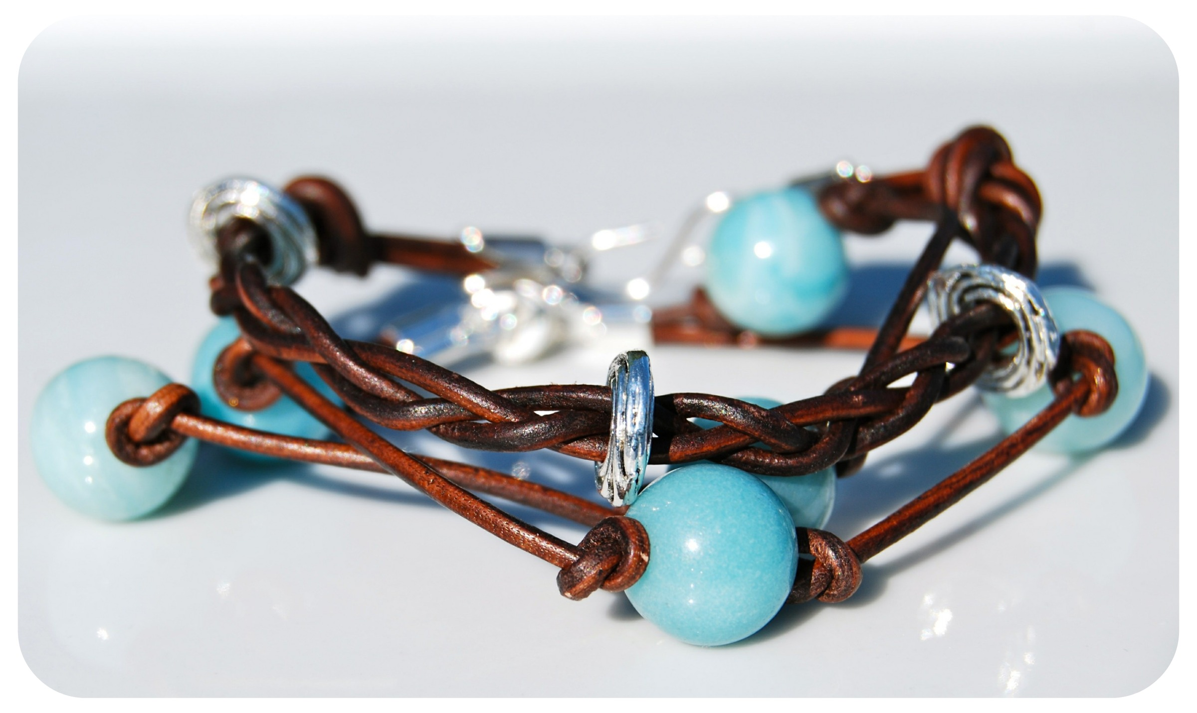 Leather Bracelet? - How to Make Jewelry for Everyone