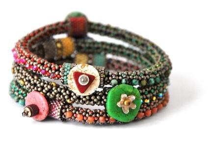 Beaded Bracelet Patterns - How to Make a Bracelet